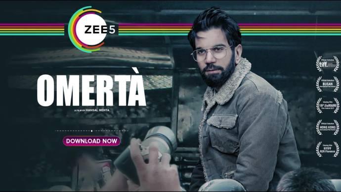 Omerta Review: Rajkummar Rao As Omar Saeed Sheikh Is ...