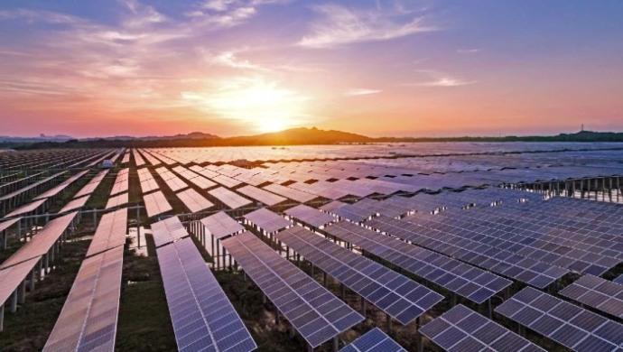PM Narendra Modi Inaugurates Asia's Largest Solar Plant For Atmanirbhar Bharat