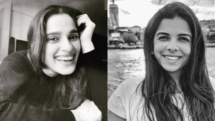 Priya Bapat, Mitali Mayekar Step Up For The Black And White Challenge In Solidarity Of Women Empowerment