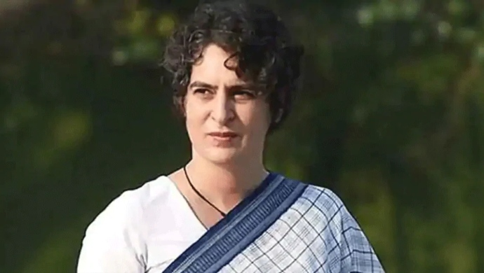 Kanpur Kidnapping: Priyanka Gandhi Interacts With Sanjeet Yadav's Family
