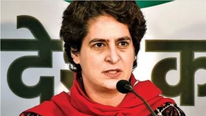 Centre Orders Priyanka Gandhi Vadra To Vacate Government Property Before August 1