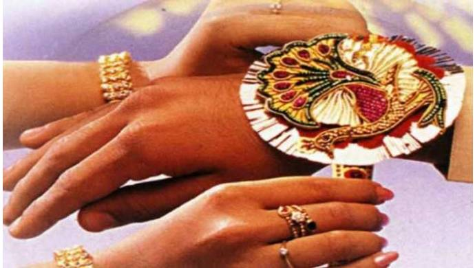 Rakhi Vendors Boycott Chinese Rakhis This Year