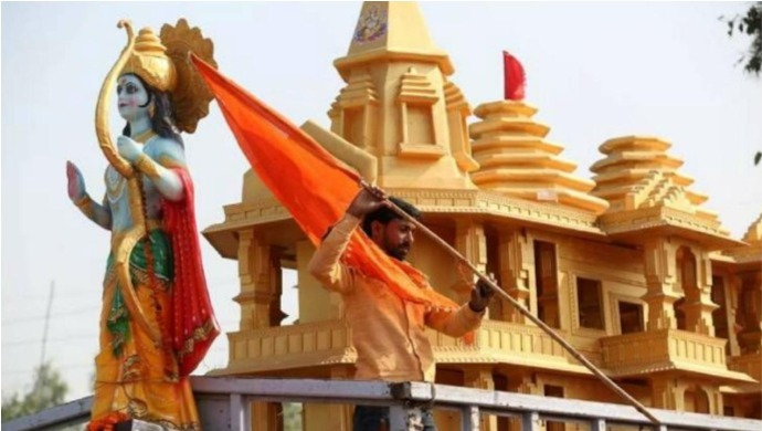 Preparations For Ram Mandir Ceremony In Place As PM Modi's Visit Date Draws Closer
