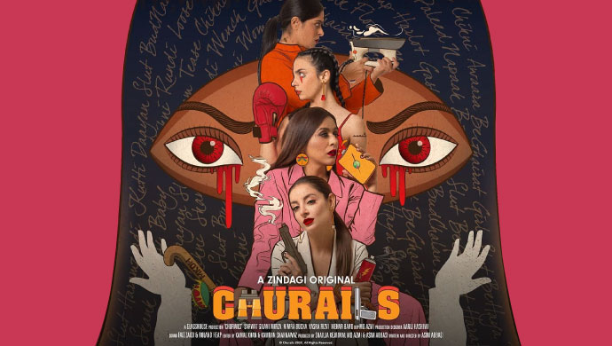Be Ready To Watch The Most Liberated Show Of The Year With Churails!