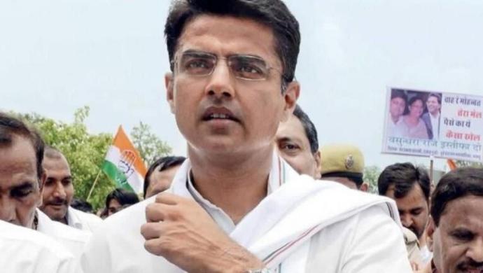 Rajasthan Political Crisis: Sachin Pilot Sacked As Deputy CM And PCC Chief