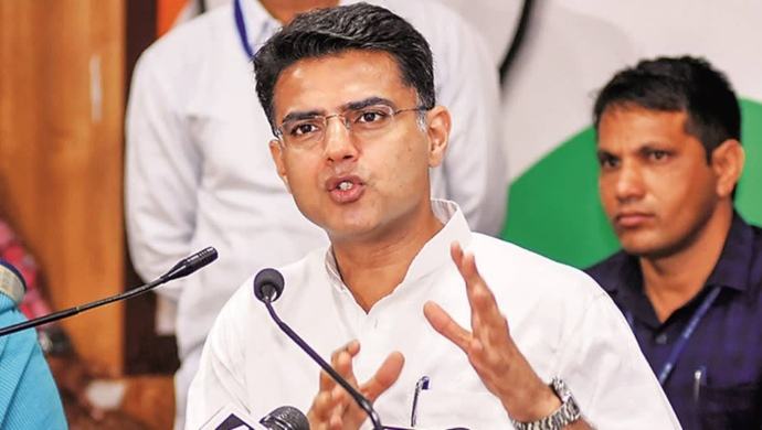 Rajasthan Political Crisis: Sachin Pilot Clears The Air, Says He Is Not Joining BJP