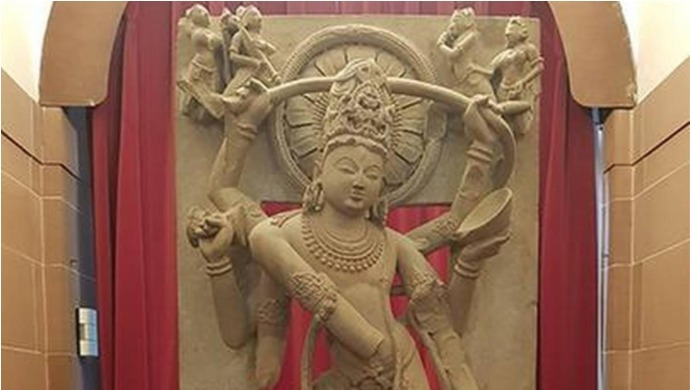 9th Century Stolen Shiva Statue To Finally Return To India From The UK