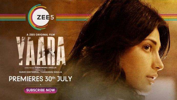 Shruti Haasan in Yaara on ZEE5
