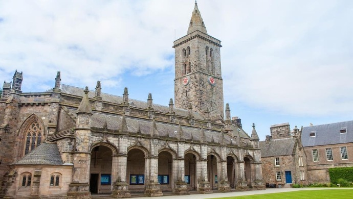St Andrews University Students Complain Of Sexual Assault By Frat Members