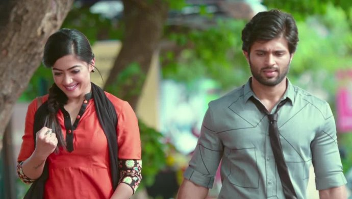 Geetha and Govind in Geetha Govindam