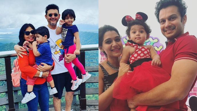 Parents' Day 2020: Swwapnil Joshi, Adinath Kothare – 5 Actors Who Have Set A Benchmark As Proud Parents