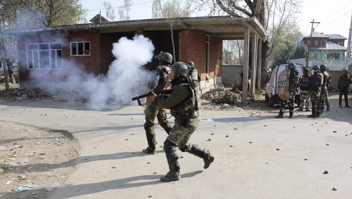 Jammu-Kashmir: One Indian Security Force Personnel Killed, Two Injured In Pulwama