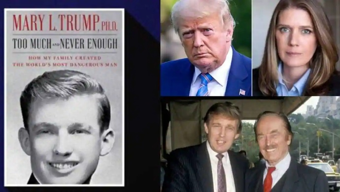 Donald Trump Cheated In SAT Exam Claims Niece In Tell-All Book