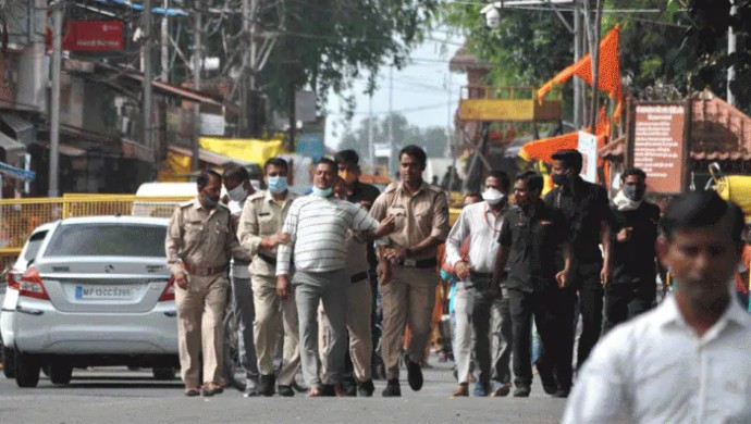 Vikas Dubey Case: UP Police Arrest Aide, Recover Stolen Arms Of Kanpur Cops