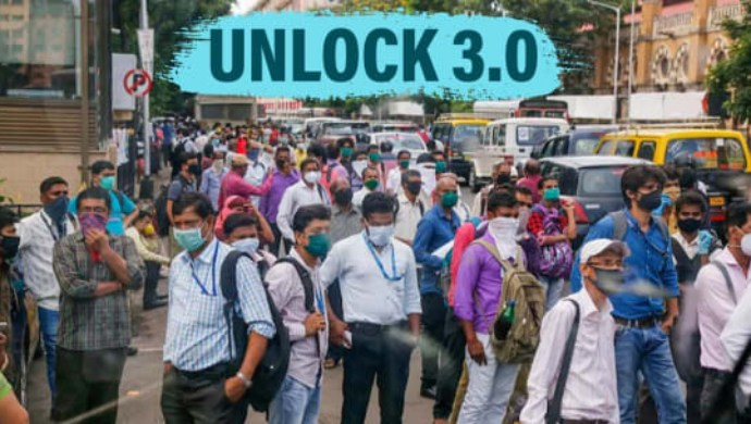 Unlock 3.0: Gyms To Open, No Schools, Metro, Cinema Till August 31
