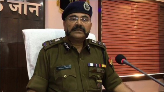 Strict Action To Be Taken Against Every Criminal In UP, Says ADG Prashant Kumar