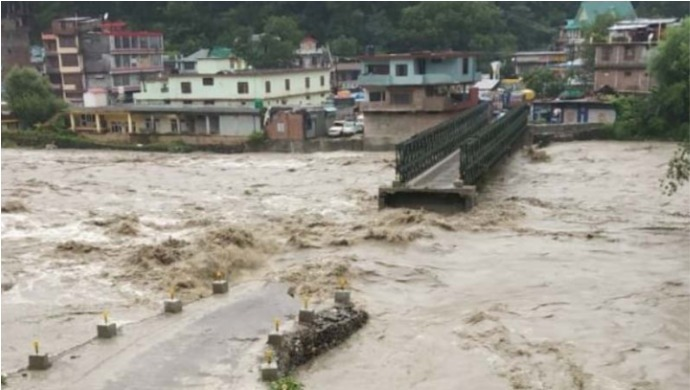 Cloudburst in Uttarakhand's Pithoragarh Leaves 3 Dead And 11 Missing