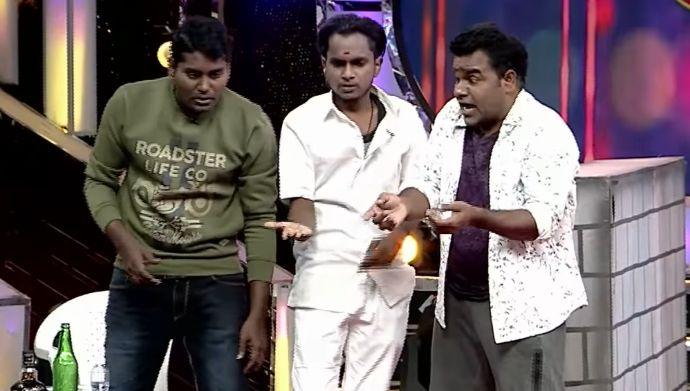 Venu Warriors in Adhirindi Episode 18