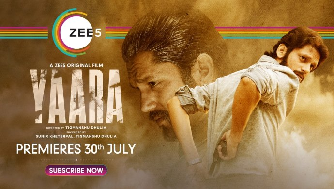 Vijay Verma in Yaara on ZEE5