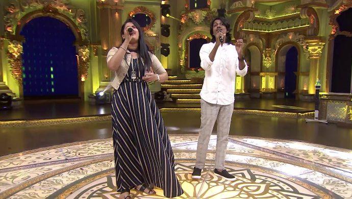 Vishwatha Bhat and Darshan