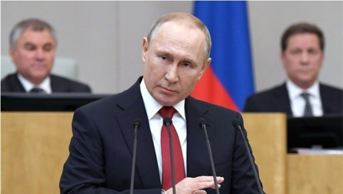 Russian President Vladimir Putin Extends Condolences Over Loss Of Lives In Floods