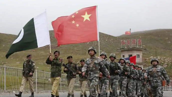 Indo-China Border: Were Pakistani Soldiers Really Dancing With Chinese Troops?
