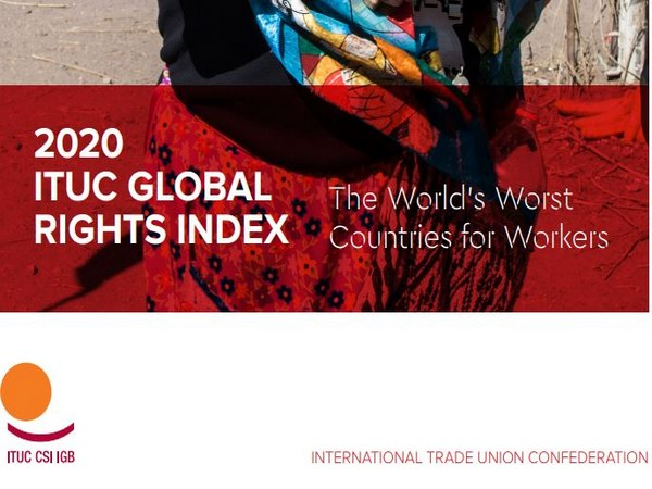 India ranks among 10 worst countries for working people: ITUC