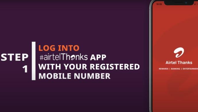 ZEE5 Subscription On Airtel Thanks App 1