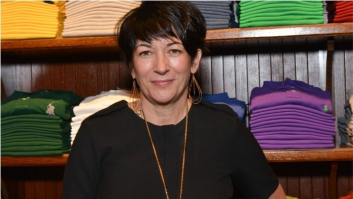 Ghislaine Maxwell Has Secret Sex Tapes Of Jeffrey Epstein And His Rich Friends
