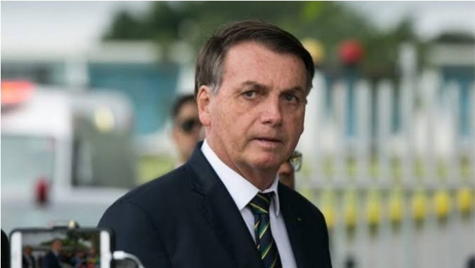 "Brazil President Jair Bolsonaro Tests Positive For Coronavirus, Calls It ""A Little Flu"""