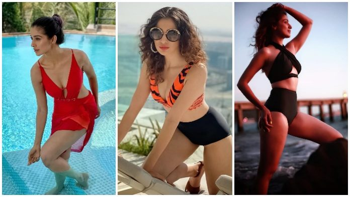 Hottie Alert: Raai Laxmi Is A Water Baby For Life And These 5 Bikini Pictures Are A Proof