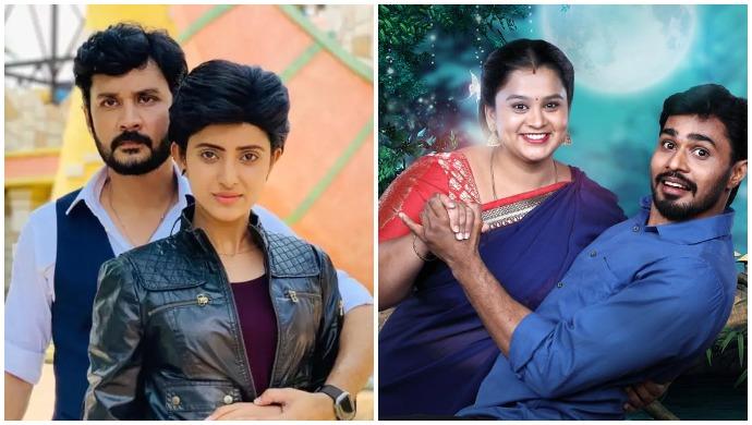 Sathya And Oru Oorula Oru Rajakumari's Actors Come Together For A Maha Sangam Episode