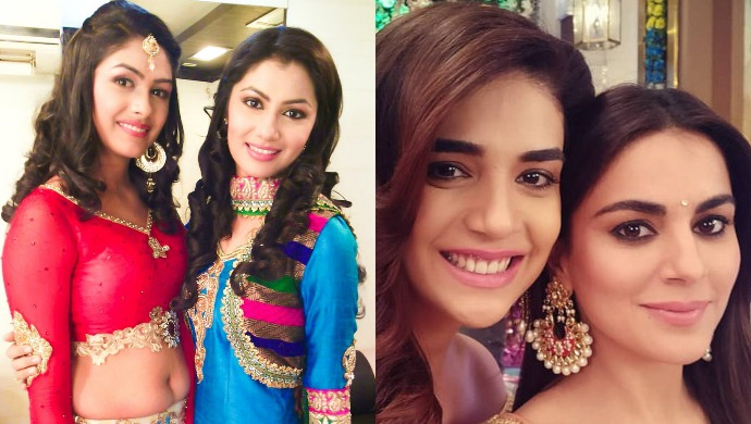 Sisters Day 2020: Preeta-Srishti From Kundali Bhagya And Pragya-Bulbul From Kumkum Bhagya Are Sister Goals