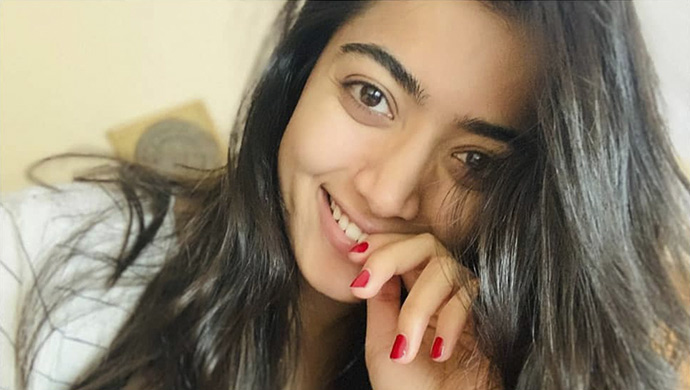Take A Look At The Top 3 Ways How Kirik Party's Rashmika Mandanna Spends Her Time At Home