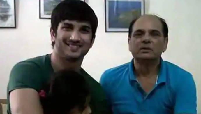 """""""She Was Giving Poison To My Son,"""" Says Sushant's Father About Rhea Chakraborty"""