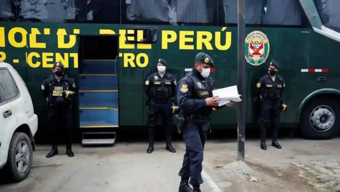 13 Killed After Police Raid Illegal Party In Peru