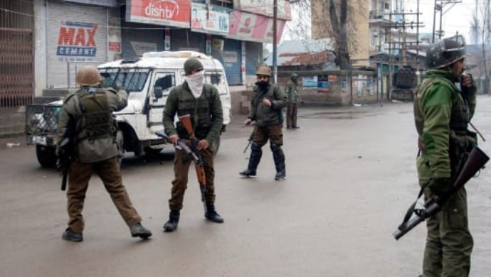 Terrorists Attack Jammu-Kashmir Police In Nowgam, Two Killed