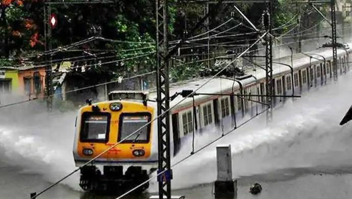 Mumbai Rains: 290 Passengers Rescued From Two Stranded Local Trains
