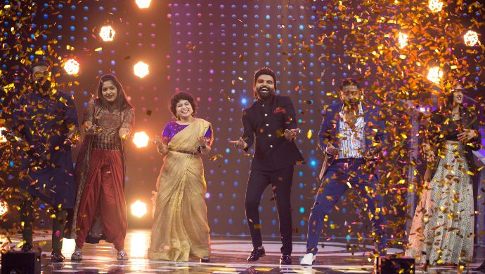 Sa Re Ga Ma Pa – The Next Singing ICON: Here's an exclusive look at Zee Telugu's latest show featuring Pradeep Machiraju and many others!