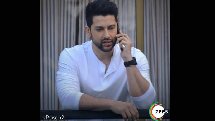 Aftab Shivdasani in Poison 2 on ZEE5