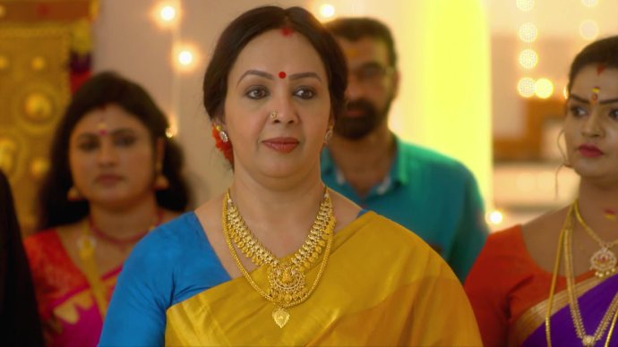 Chembarathi 20 August 2020 Spoiler: Is this the beginning of Ganga's marriage ceremony with Anand in Thrichambarath?