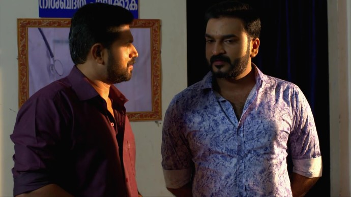 Anand and Subru get a clue from Gireesh (source:ZEE5)