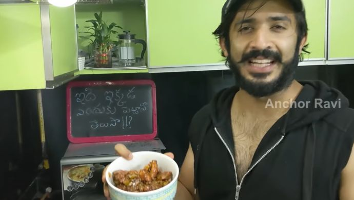 Add Some Spice To Your Life With Anchor Ravi's Chilli Chicken Recipe