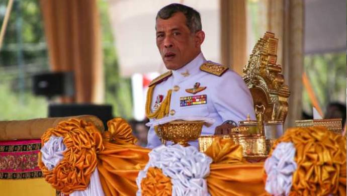 Anti-Monarchy Protests In Thailand Call For Curbs On King's Powers