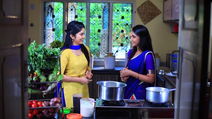 What Can Anu Of Jothe Jotheyali Learn From Amulya Of Gattimela?
