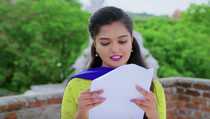 Prema Entha Madhuram 14 August 2020 spoiler: Anu has written the most perfect love letter for Arya and he just can't stop smiling!
