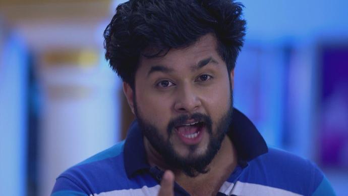 Aravind lashes out at Maheshwari (Source:ZEE5)