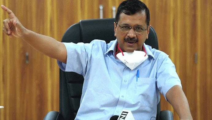 Arvind Kejriwal Holds Review Meeting As COVID-19 Situation In Delhi Worsens