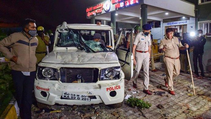 Bengaluru Violence: Police Arrest Congress Corporator's Husband