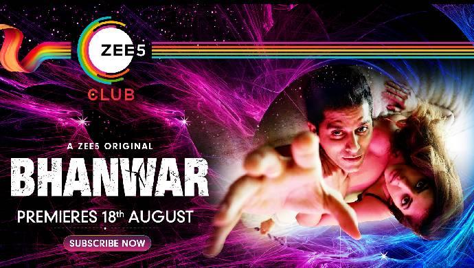 Bhanwar Teaser: Karanvir Bohra And Priya Banerjee's Crackling Chemistry To Be Seen In The Sci-Fi Thriller Series